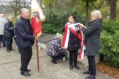 Spotkanie okolicznościowe 5. 11.  – 101. rocznica odzyskania niepodległości Polskiej Rzeczypospolitej