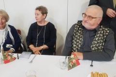 Zebranie członkowskie Rodziny Katyńskiej w RCz połączone z wigilijką 9. 12. 2019